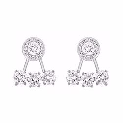 Swarovski Attract light earrings