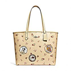 Shopper in Beige von Coach in Wertheim Village