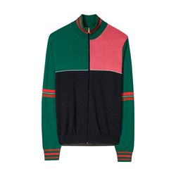 Paul Smith Multi Zip cardigan  from Bicester Village