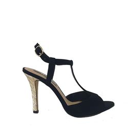 'Lacy Sandal' in Black by Karl Lagerfeld at Ingolstadt Village