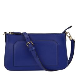Tasche in Blau von Bally in Wertheim Village