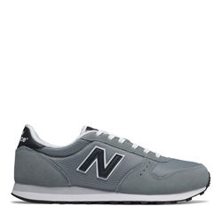 Men's sneaker in grey by New Balance at Ingolstadt Village