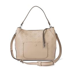 Bag in beige by MCM at Ingolstadt Village