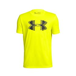 Under armour kids Tech Big Logo Solid Tee