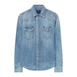 Girl denim shirt