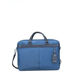 Briefcase 'Berwick' in Navy by Tumi at Wertheim Village