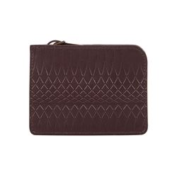 Paul Smith Brown No. 9 Womens pouch from Bicester Village