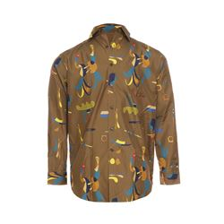 Salvatore Ferragamo  Men's khaki shirt from Bicester Village