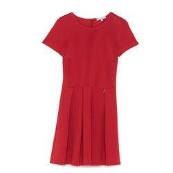 Dress in Red by Patrizia Pepe at Ingolstadt Village