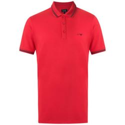 Red polo Armani Outlet