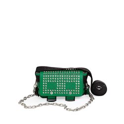 Zadig & Voltaire, Sac Ready Made nano clous vert