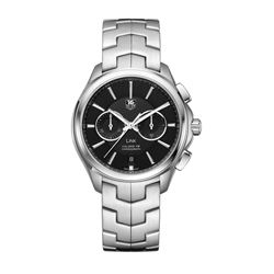 Tag Heuer Men's watch in silver at Wertheim Village