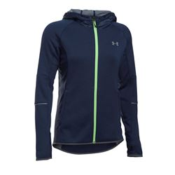 Women's jacket in navy by Under Armour at Ingolstadt Village