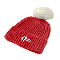 Napapijri ladies bobble hat