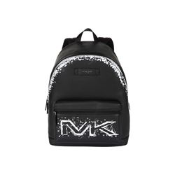 Michael Kors Men's Black Cooper Backpack