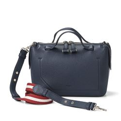 Bag in dark blue by Bally at Ingolstadt Village