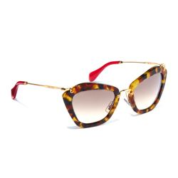 Gafas Miu Miu leopardo Sun Fashion Ray Ban