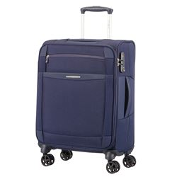 Samsonite Dynamo 55cm Spinner in navy