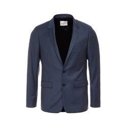 Sandro Blue Notch jacket from Bicester Village