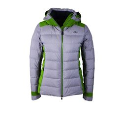 Women's ski jacket grey/green by Brand Academy at Ingolstadt Village