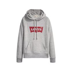 Levi's Women's Grey Graphic Hoodie