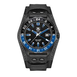 Watch 'Formula 1 Calibre 7 GMT Special Edition David Guetta' by TAG Heuer at Wertheim Village