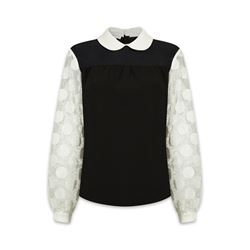 Anne Fontaine  Edouard blouse from Bicester Village