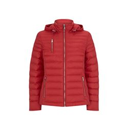 Red Padded Light Jacket