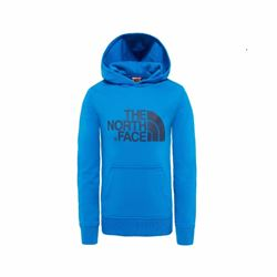 The North Face Youth hoodie in blue