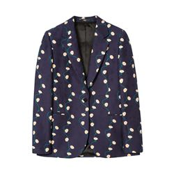 Paul Smith navy Womens jacket from Bicester Village