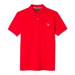 Paul Smith Red Polo Shirt