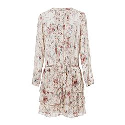TWIN-SET - Vestit estampat floral