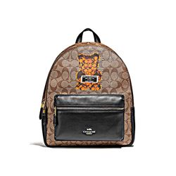 Coach women's Gummy Bear Charlie Backpack
