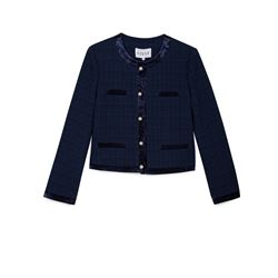 Claudie Pierlot, Blue Vendée jacket