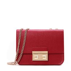 Crossbody 'Bella' in red by Furla at Wertheim Village