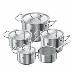 Zwilling Classic 5 piece cookware set
