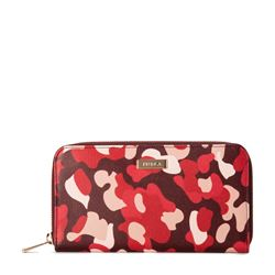 Wallet 'Classic' in red by Furla at Ingolstadt Village
