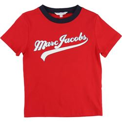 Little Marc Jacobs Red T-Shirt