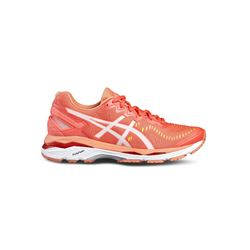 ASICS Women's coral Gel Kayano 23