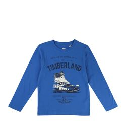 'Timberland' t-shirt in blue