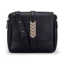 Vitello shoulder bag