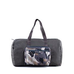 Packable Duffel 'Desert' in Camouflage by Tumi at Wertheim Village