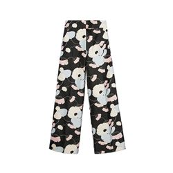Marni  Flower wide leg pant from Bicester Village