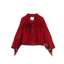 Red Varcity jacket