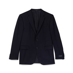 Blue formal jacket