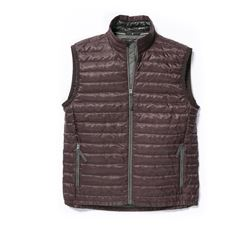 Men's down vest by Marc O'Polo at Ingolstadt Village