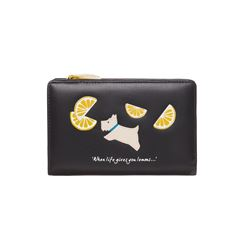 Radley  Lemon zip top purse from Bicester Village