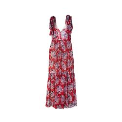 Claudie Pierlot, Rosace long floral dress