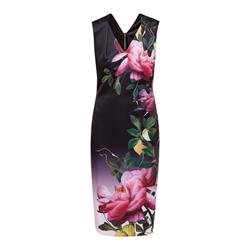 Citrus Bloom Dress