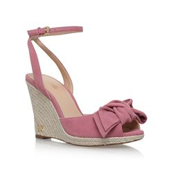 Kurt Geiger - Michael Kors Willa wedge pale pink